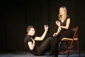 IVE-Weihnachts-Impro-Show